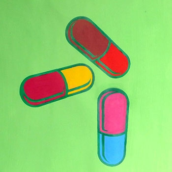 3 Pills – Various Sizes
