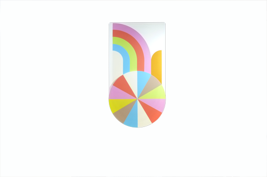 Colour Wheel with curves